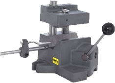 Hand Operated Cross-Hole Drill Jig